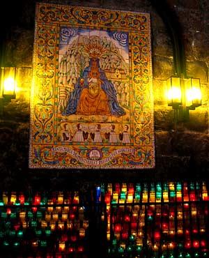 Maria in Montserrat
