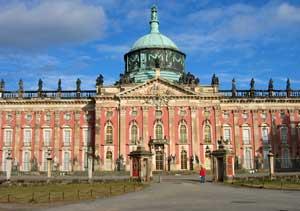 Neuses Palast in Potsdam
