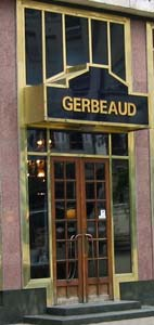 coffee house Gerbeaud