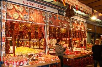 market in Boedapest