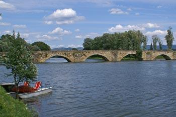 Ponte Buriano bij Arezzo