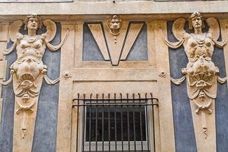 Genua Fassade