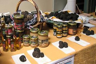 truffels in Umbrië