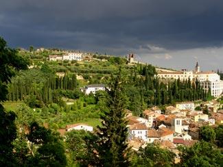 Verona Hügel