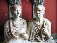 Römisches Paar