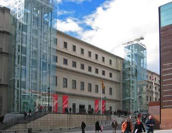 Reina Sofía Museum, Madrid