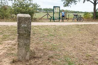 boundery marker