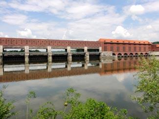 Wasserkraftwerk Kachlet
