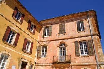 gevels in Avignon