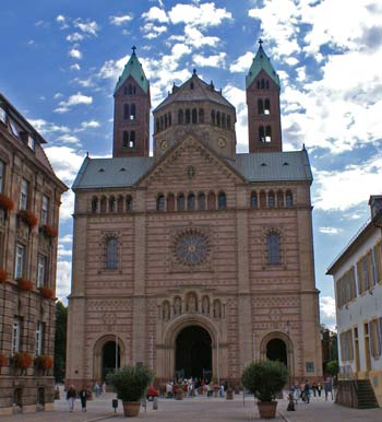 Der Dom in Speyer