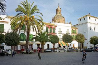 Plaza in Carmona
