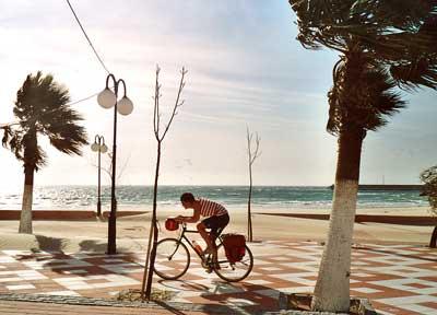 Barbate: stormy weather along the Costa de la Luz