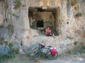 rotsgraf in Dalyan