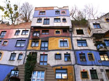 Wien, Hundertwasserhaus