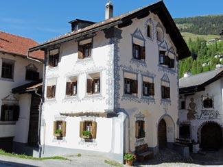Haus Bergün